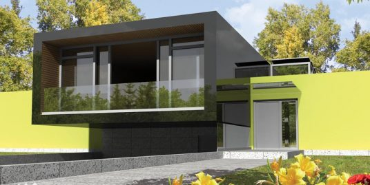 Proiect casa 370 mp