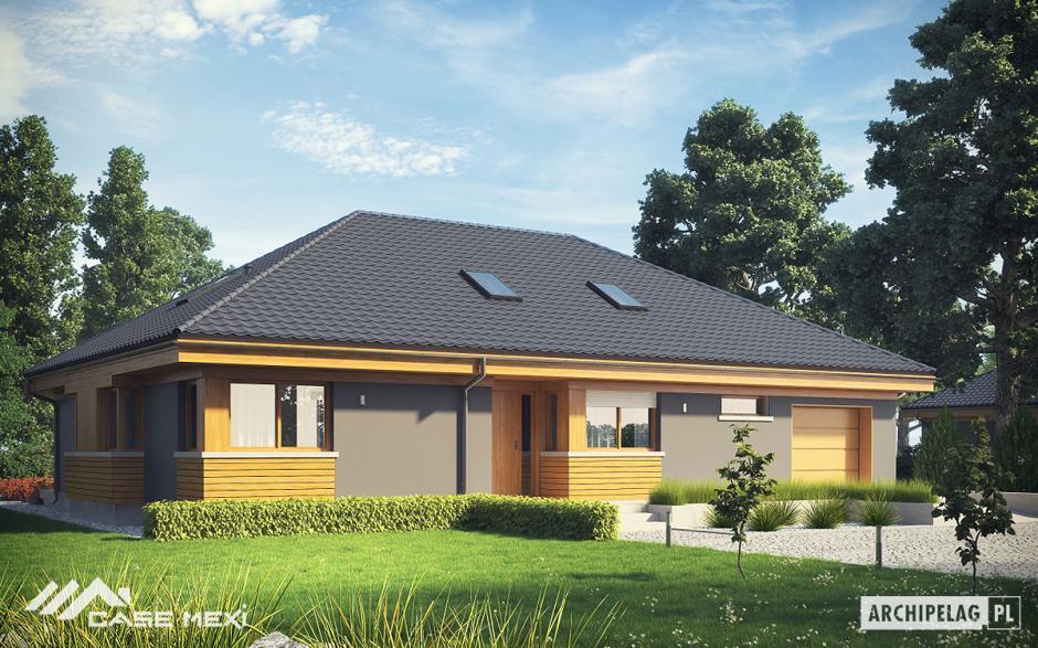 Проект дома на 201 кв.м