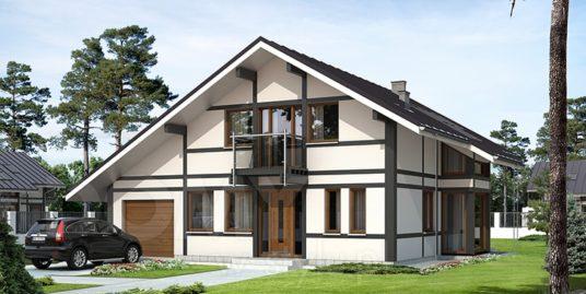 Proiect casa 232 mp
