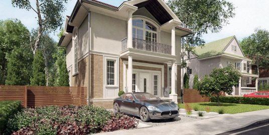 Proiect casa 153 mp