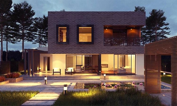 Проект дома на 195 кв.м