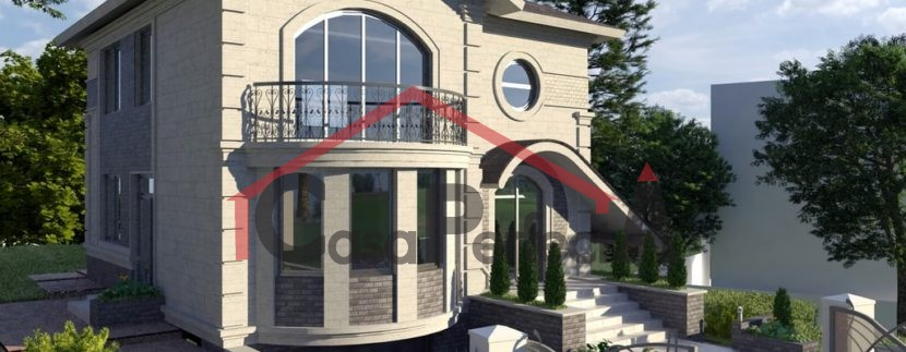 Реализованные проекты, Constructii case - Compania de constructii - CASA PERFECTA-CONSTRUCT 4