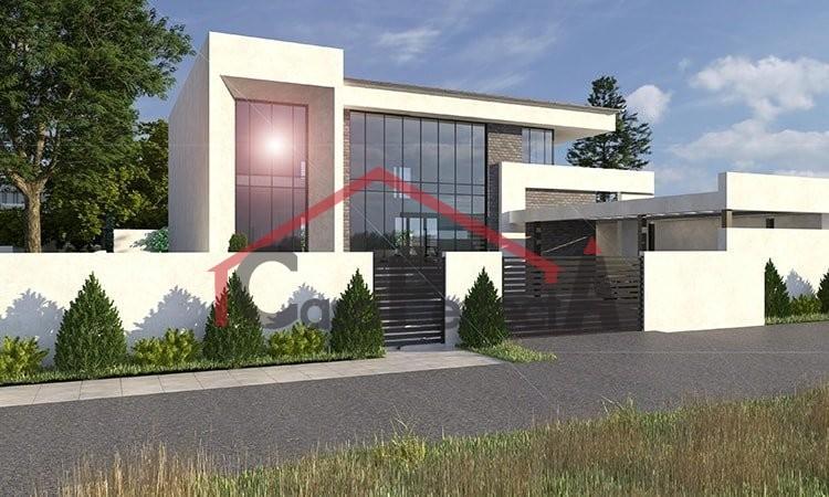 Проект дома на 325 кв.м