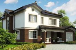 Proiecte case parter cu garaj, 246 MP