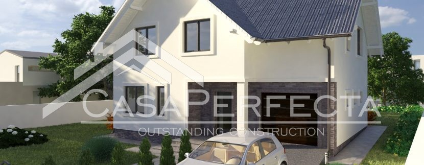 Реализованные проекты, Constructii case - Compania de constructii - CASA PERFECTA-CONSTRUCT 1
