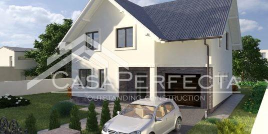 Proiect casa 243 mp