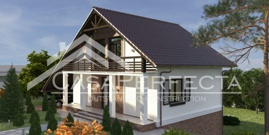 Proiect casa 229 mp