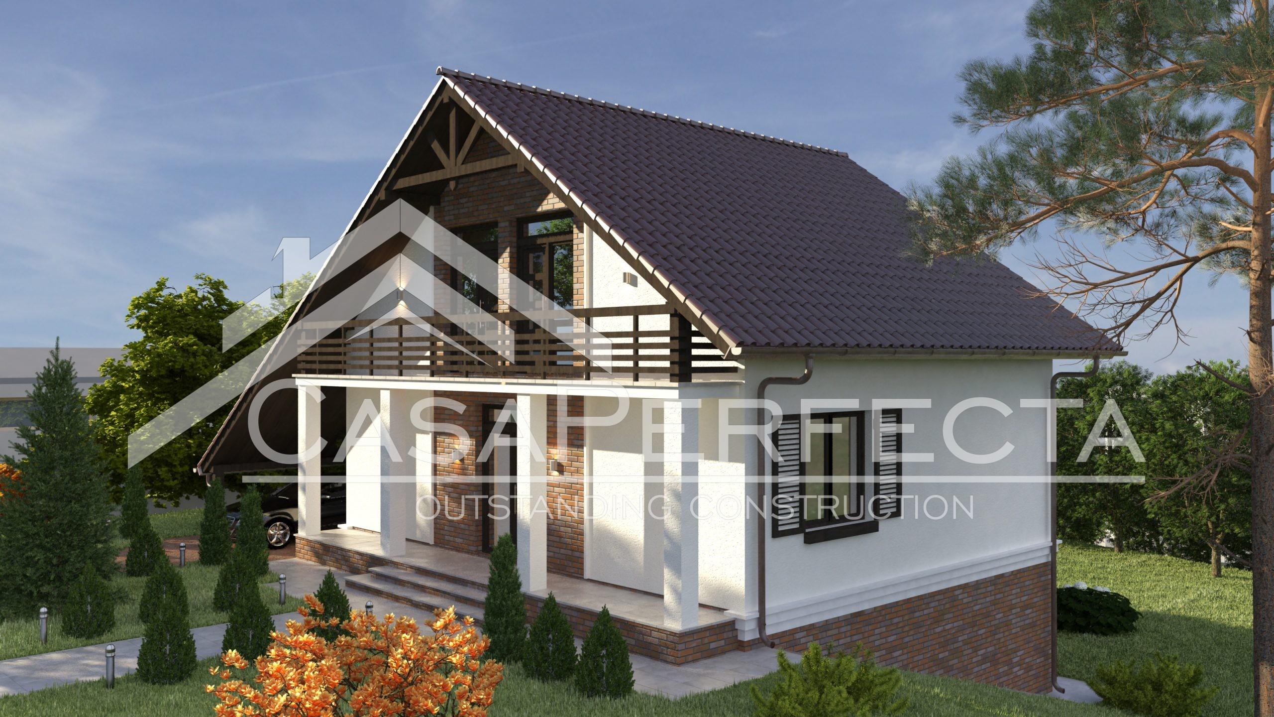 Проект дома на 229 кв.м